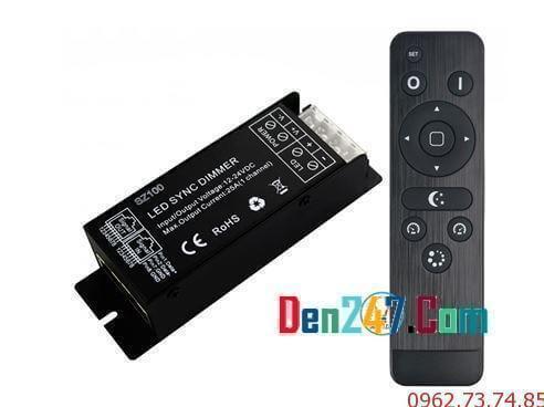 Dimmer đèn Led và Remote