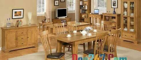 Đồ gỗ phòng ăn