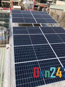 Lắ đặt hệ thống điện mặt trời