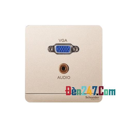 Bổ ổ cắm VGA & mini audioE8332HD15PH_WE_G19