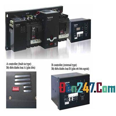 Bộ chuyển nguồn ATS 3P 100A 36kA LV429630ATNSX12A