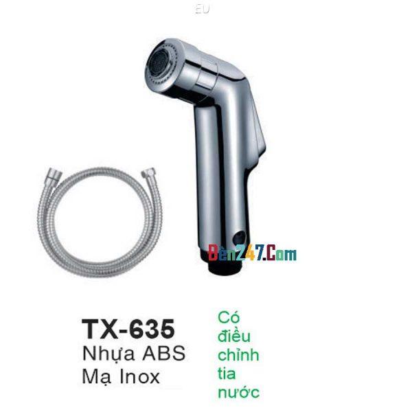 Vòi Xịt Vệ Sinh Nhựa APS Euroto TX-635