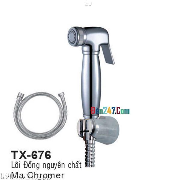 Tay Xịt Vệ Sinh Lõi Đồng Euroto TX-676