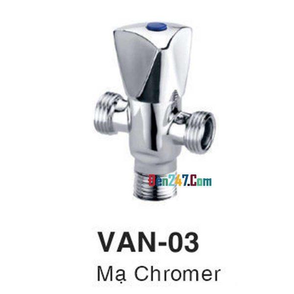 Van Chia Giảm Áp Lực Nước VAN-03