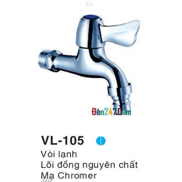 Vòi Xả Lạnh Euroto VL-105