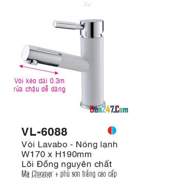 Vòi Lavabo Euroto VL-6088