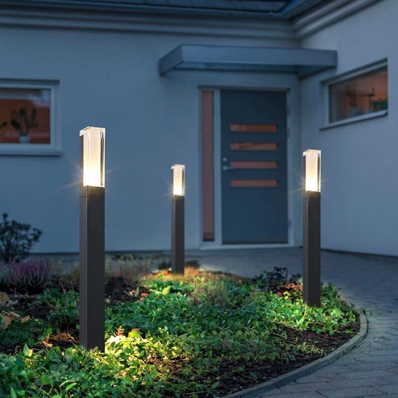 đèn led trang trí sân vườn ngoài trời