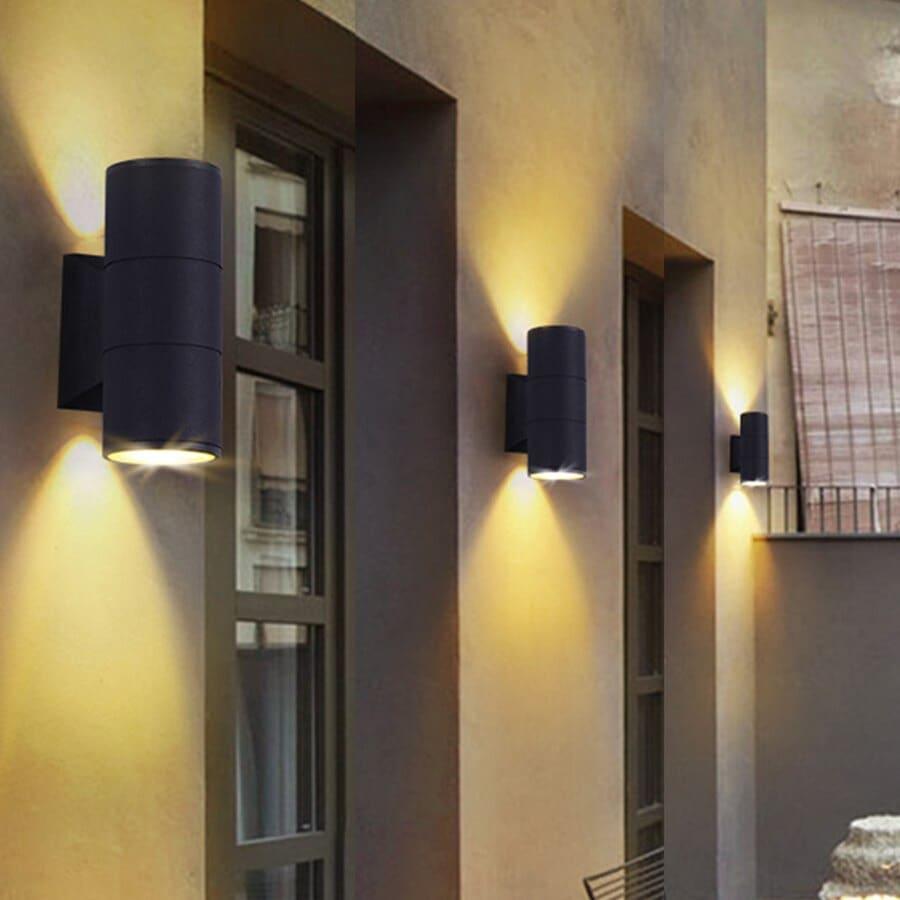 đèn tường chống nước ngoài trời