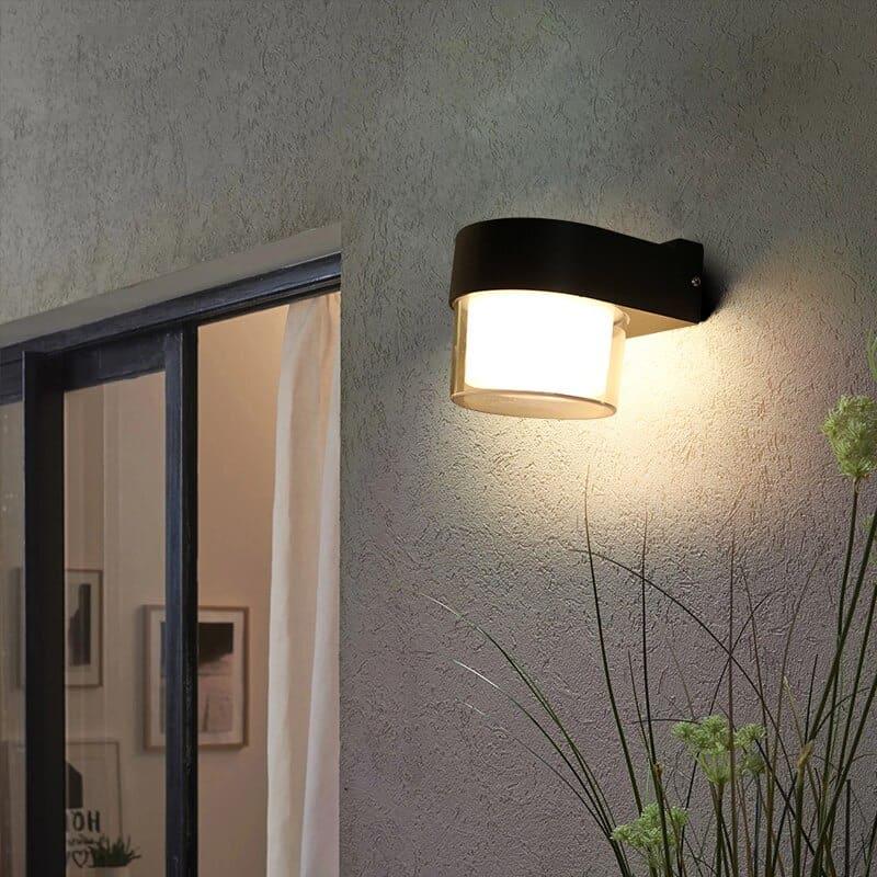 đèn vách tường ngoài trời