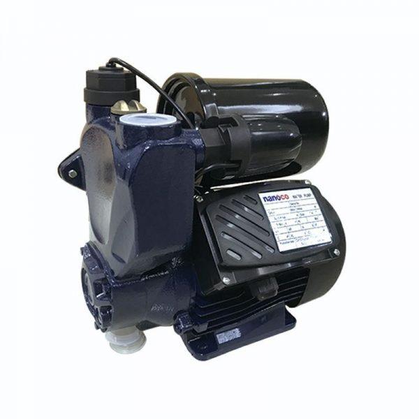 Máy bơm nước nóng tăng áp điện tử Nanoco 128W NSP128-A
